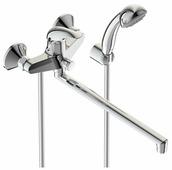 Однорычажный смеситель для ванны с душем VIDIMA Орион B4225AA/BA005AA
