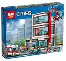 Конструктор Lepin Cities 02113 Городская больница