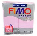 Полимерная глина FIMO Effect запекаемая розовый кварц (8020-206), 57 г