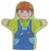 Наивный мир Кукла рукавичка Строитель (011.38)