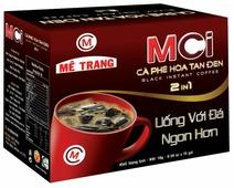 Растворимый кофе Me Trang MCI 2 в 1, в пакетиках