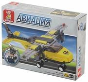 Конструктор SLUBAN Авиация M38-B0360