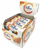 Злаковый батончик Nestle Fitness Персик и абрикос, 16 шт