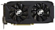 Видеокарта PowerColor Radeon RX 580 1350Mhz PCI-E 3.0 4096Mb 7000Mhz 256 bit DVI HDMI HDCP Red Dragon V2 OC