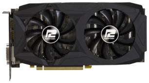 Видеокарта PowerColor Radeon RX 580 1350Mhz PCI-E 3.0 4096Mb 7000Mhz 256 bit DVI HDMI HDCP Red Dragon V2 OC