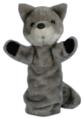 Радомир Кукла на руку Волк 36 см (С538)
