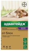 Адвантейдж (Bayer) Адвантейдж для кошек более 4кг (1 пипетка)