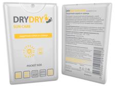 DryDry Pocket Size Защитный спрей от солнца SPF 30