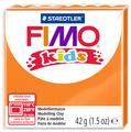Полимерная глина FIMO kids 42 г оранжевый (8030-4)