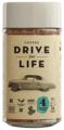 Кофе растворимый DRIVE for LIFE Strong, стеклянная банка