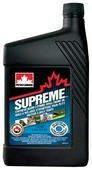 Моторное масло Petro-Canada Supreme Synthetic Blend 2-Stroke Small Engine 1 л