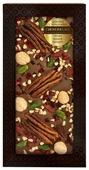 Шоколад Chokodelika молочный с пеканом, вишней и фундуком