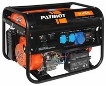 Бензиновый генератор PATRIOT GP 6510AE (5000 Вт)