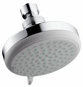 Верхний душ встраиваемый hansgrohe Croma 100 Vario 27441000 хром