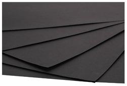Цветной картон крашенный в массе 1,25 мм, 880 гр/м2 Decoriton, 20х20 см, 5 л.