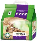 Комкующийся наполнитель Cat's Best Smart Pellets 3 кг/5 л