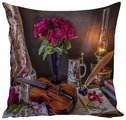 Подушка декоративная Marca Marco Milano 166, 45 x 45 см
