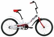 Подростковый городской велосипед FORWARD Scorpions 20 1.0 (2019)