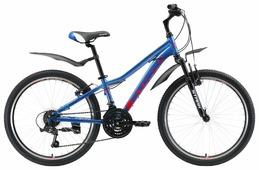Подростковый горный (MTB) велосипед STARK Bliss 24.1 V (2019)