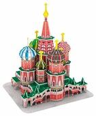 Пазл CubicFun Собор Василия Блаженного (C239h), 92 дет.