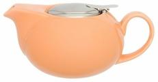 Elan gallery Заварочный чайник плоский с металлической крышкой 550 мл