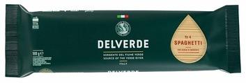 Delverde Industrie Alimentari Spa Макароны № 4 Spaghetti, 500 г