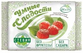 Мармелад Умные сладости диетический без сахара желейно-формовой 200 г