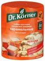 Хлебцы кукурузно-рисовые Dr. Korner карамельные 90 г