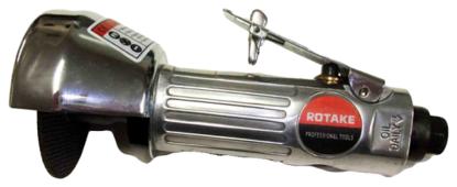 Отрезная пневмошлифмашина Rotake RT-3701
