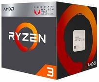 Процессор AMD Ryzen 3 2200G Raven Ridge (AM4, L3 4096Kb)