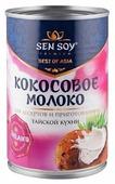 Sen Soy Кокосовое молоко, 400 мл