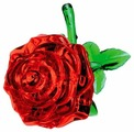 3D-пазл Shantou Gepai 3D Роза (9001) в ассортименте, 44 дет.