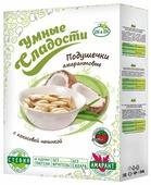 Готовый завтрак Умные сладости Подушечки амарантовые с кокосовой начинкой со стевией, коробка
