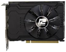 Видеокарта PowerColor Radeon RX 550 1190Mhz PCI-E 3.0 2048Mb 6000Mhz 128 bit DVI HDMI HDCP Red Dragon OC