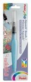 Кисть Pentel Aquash Brush, синтетика, круглая, с короткой ручкой, средняя