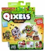 Qixels Аквамозаика Kingdom Атака троллей (87110)