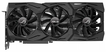 Видеокарта ASUS GeForce RTX 2070 1410MHz PCI-E 3.0 8192MB 14000MHz 256 bit 2xHDMI HDCP Strix Gaming OC