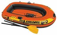 Надувная лодка Intex Explorer-Pro 200 Set (58357)