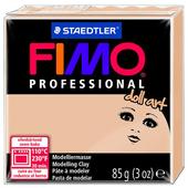 Полимерная глина FIMO Professional doll art 85 г полупрозрачный розовый (8027-432)