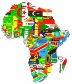 Пазл Гео-Магнит Африка в пакете (1004), 49 дет.