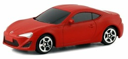 Легковой автомобиль RMZ City Toyota 86 (344023SM) 1:64