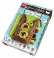Danko Toys Набор для вышивания лентами и бисером My Phone Clutch Подсолнухи (MPCL-01-02)