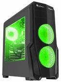 Корпус для компьютера GENESIS Titan 800 Green Midi / NPC-1130