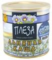 ПЛЕЗА Каша льняная вкус Натуральный, 400 г