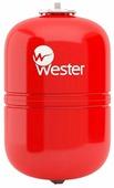 Расширительный бак Wester WRV 8 8 л вертикальная установка