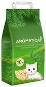 Наполнитель AromatiCat Древесный Впитывающий (10 л)