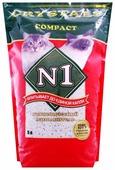 Наполнитель N1 Crystals Compact (5 л)