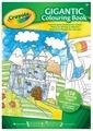 Crayola Большая книга-раскраска (04-1407)
