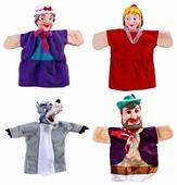 Жирафики Кукольный театр Красная шапочка