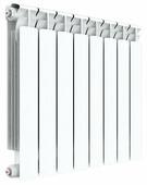 Радиатор секционный биметаллический Rifar Alp Ventil 500